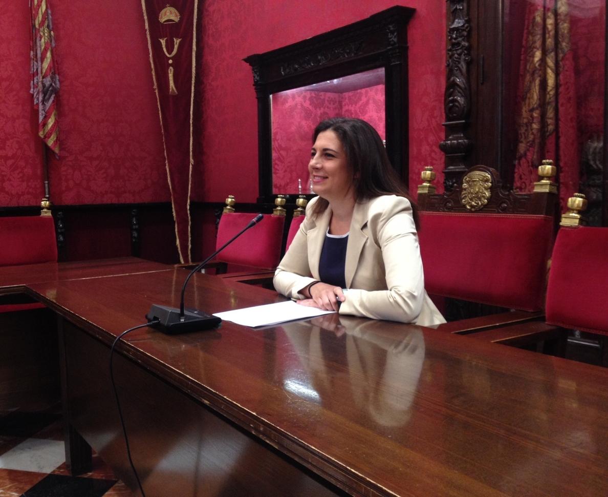 PSOE pedirá en pleno que el Ayuntamiento de Granada se sume al Plan de Reactivación del Comercio