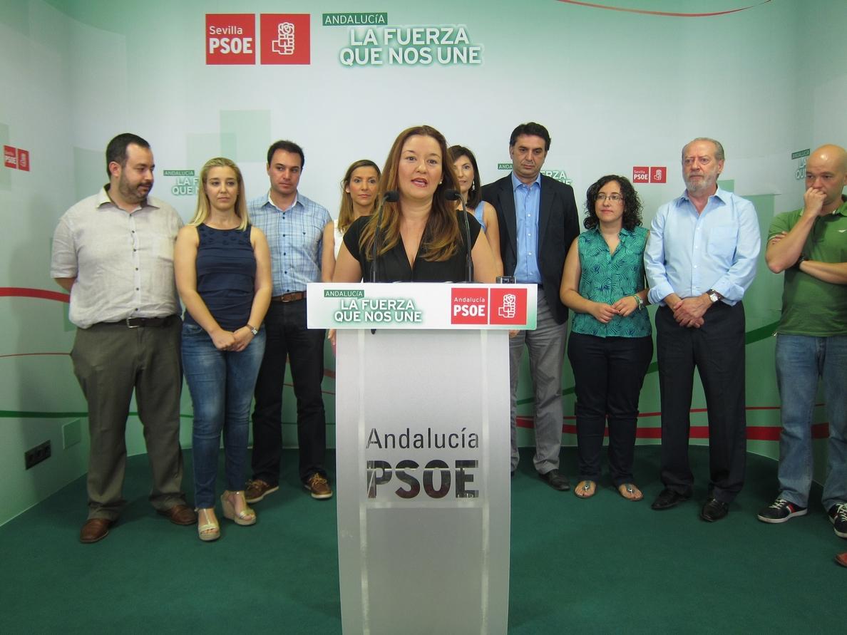 PSOE de Sevilla felicita a Sánchez y le pide que «mire al sur» y hacia «las políticas» de Susana Díaz
