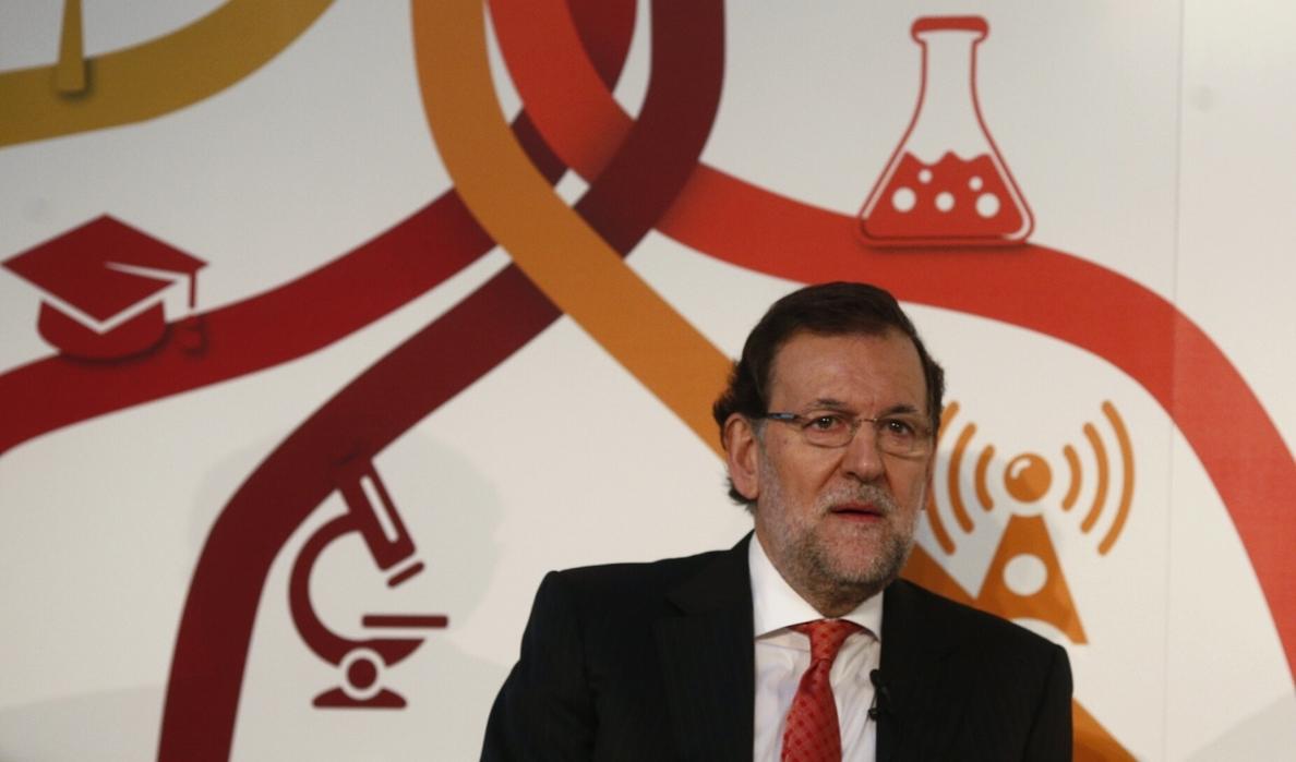 Rajoy imparte este martes una conferencia en Sevilla, su primera visita a Andalucía después de las elecciones europeas