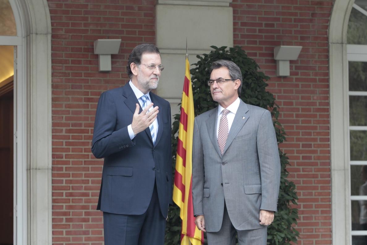 Pactar la independencia catalana con Madrid: la apuesta de los asesores de Mas