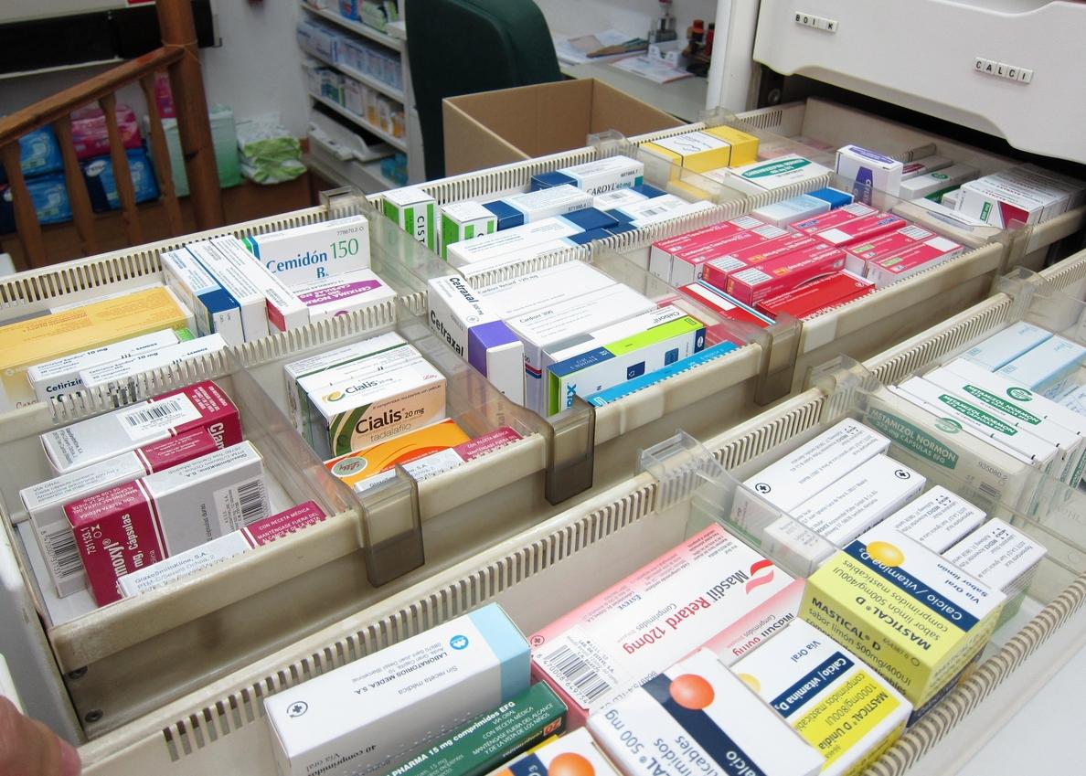 Los asturianos gastan unos 150 euros en farmacia, por debajo de la media nacional