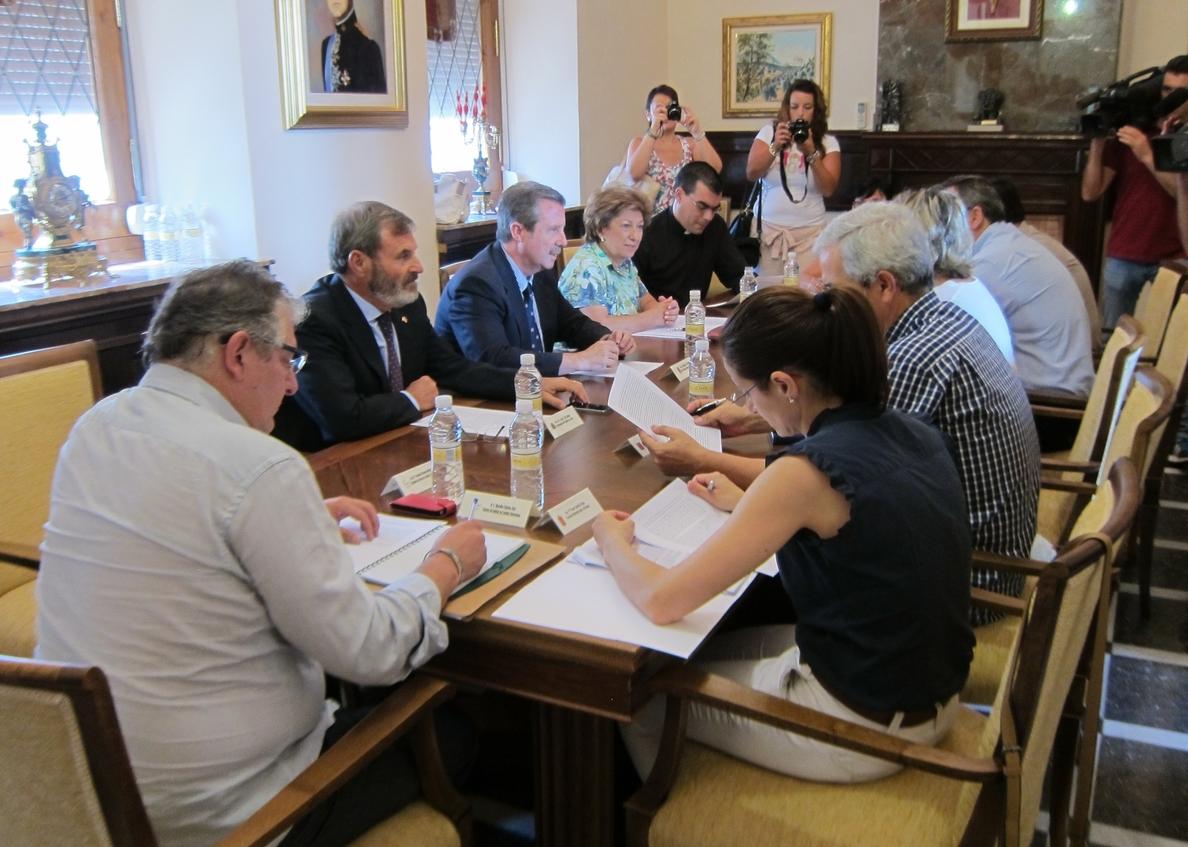 El comité de expertos comienza a estudiar la manera de «rebatir» el informe de la Catedral de Icomos