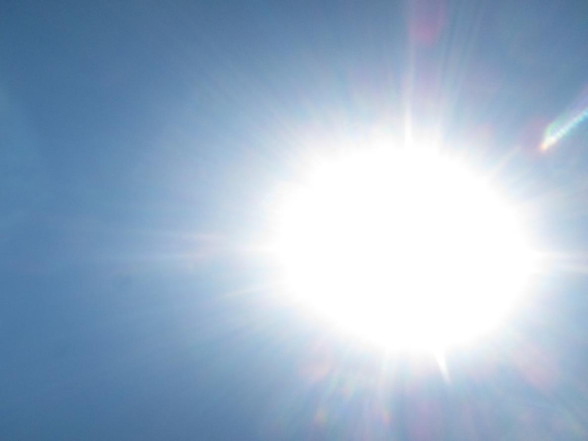 La región sufrirá la primera ola de calor del año a partir de las 16 horas