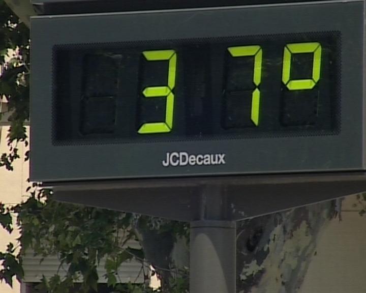 La alerta amarilla por altas temperaturas se extiende a las Vegas del Guadiana, el Tajo y el Alagón