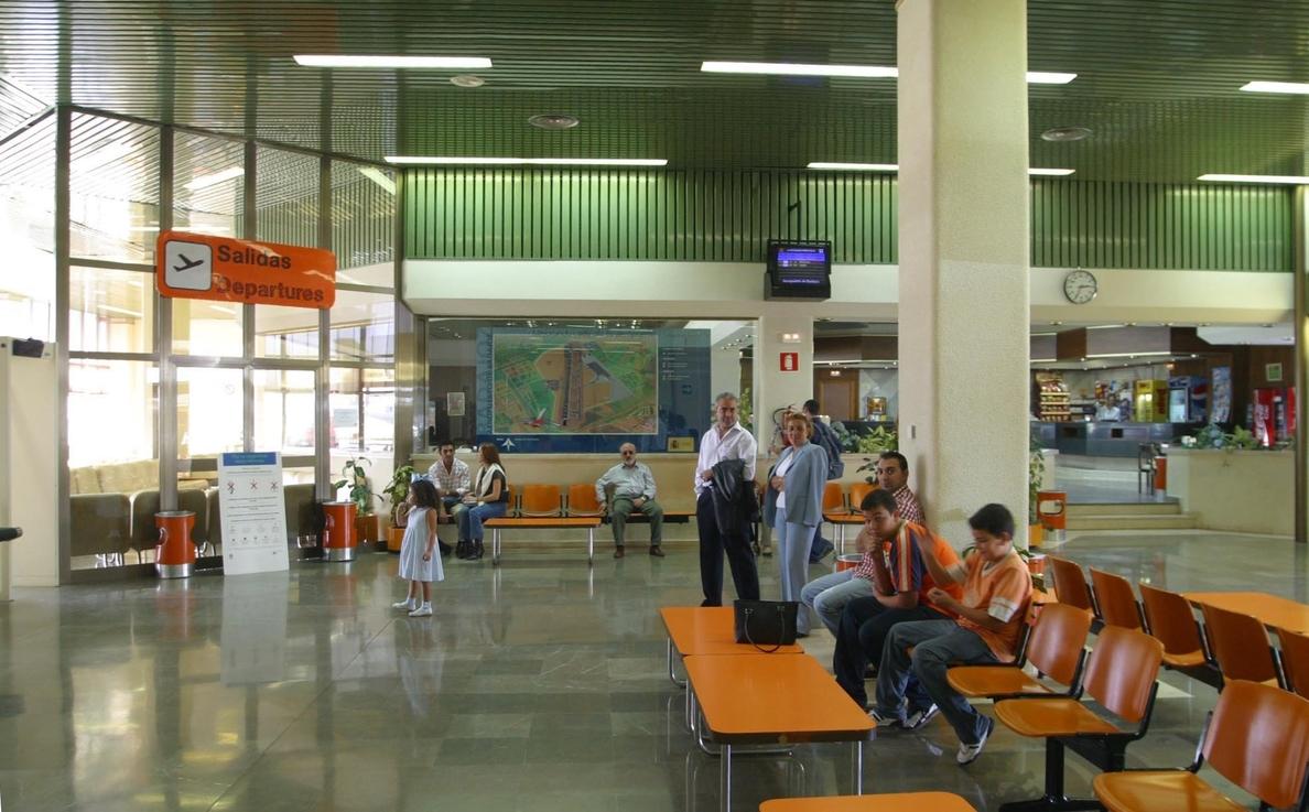 El Aeropuerto de Badajoz se reabre este miércoles como puesto fronterizo