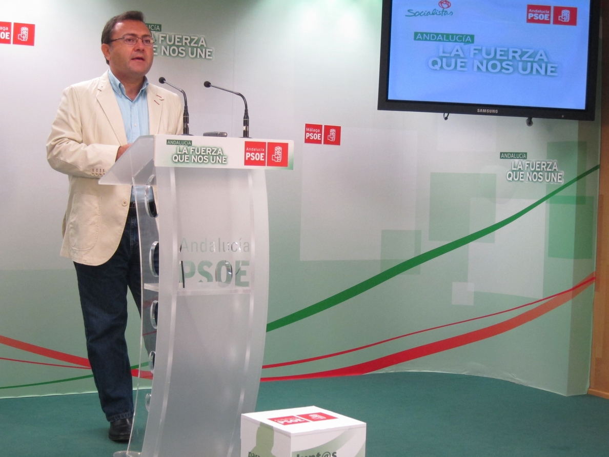 Dirigente PSOE andaluz reivindica para Andalucía «el peso que le corresponde» en la nueva Ejecutiva federal