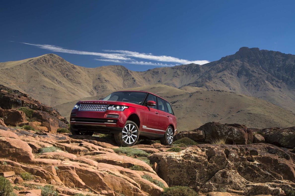 Nuevas tecnologías y equipamientos en la gama Range Rover