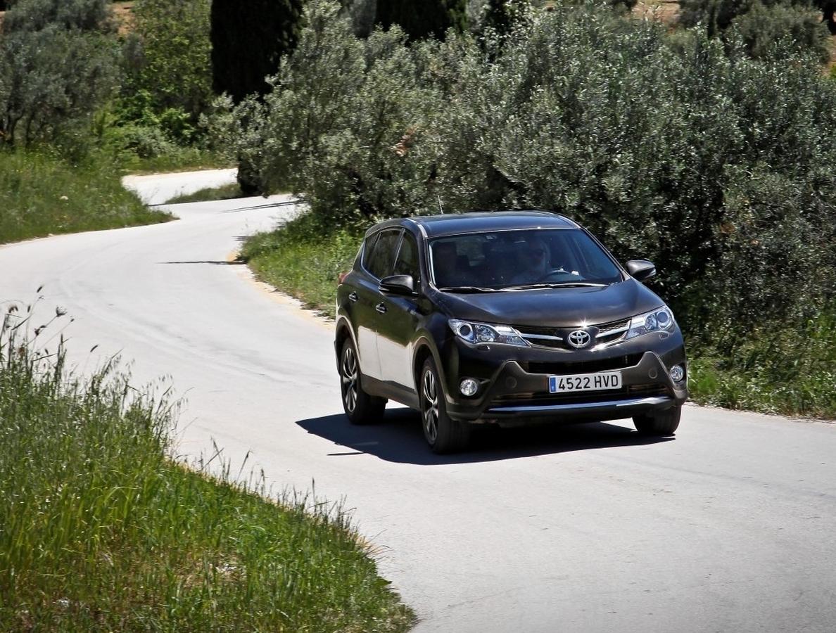 Toyota aumenta un 9,4% sus ventas en Europa en el primer semestre