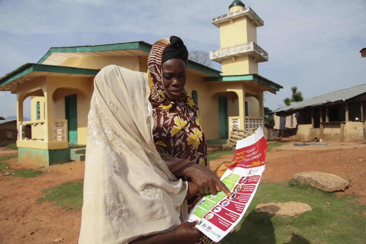 El número de muertos por el brote de ébola en África Occidental supera los 600