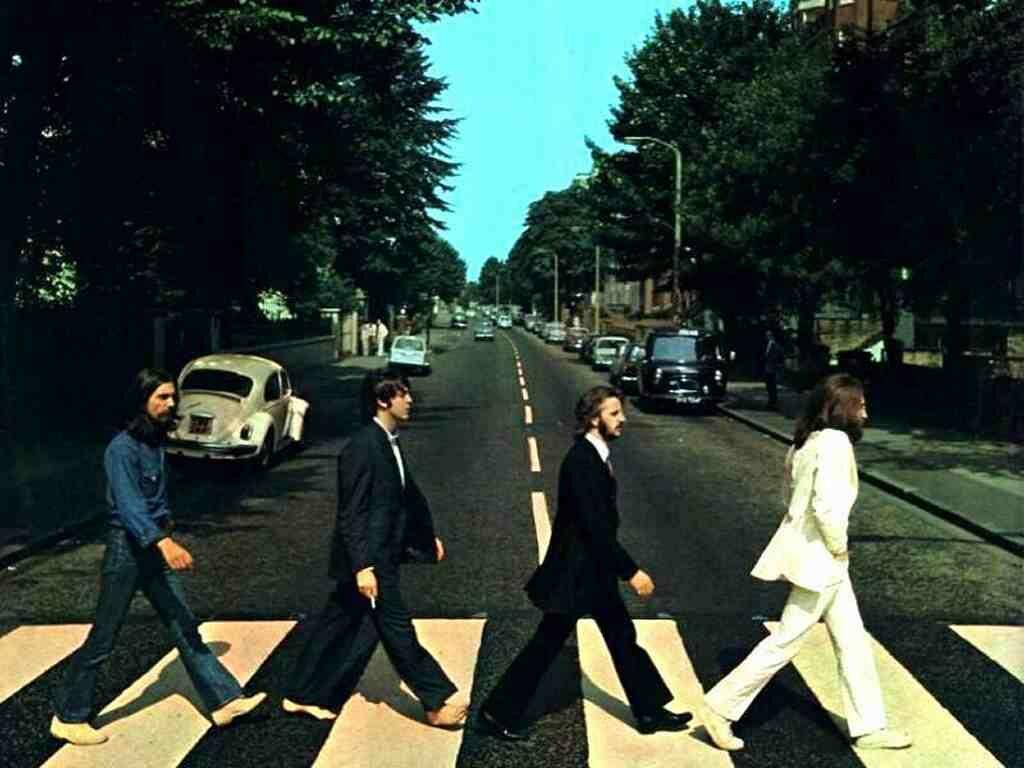 »Abbey Road», la foto más conocida de la historia de la música cumple 45 años