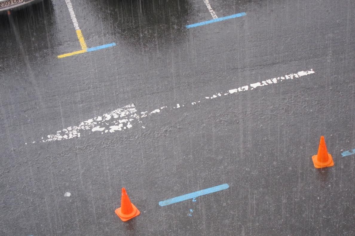 Activado el aviso amarillo por precipitaciones intensas para este viernes y sábado