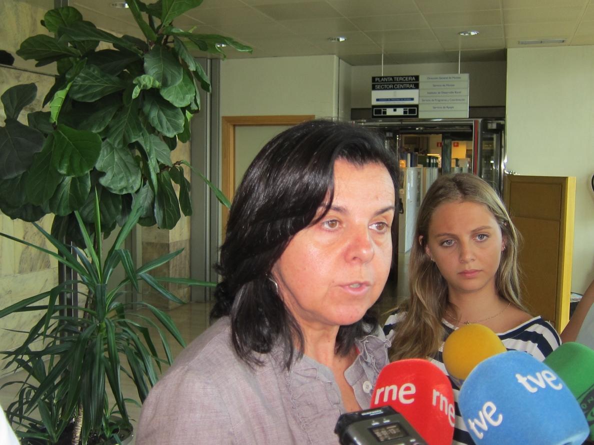 María Jesús Álvarez pide al PP asturiano que «no le haga la ola» al Ministerio de Agricultura con el reparto de la PAC