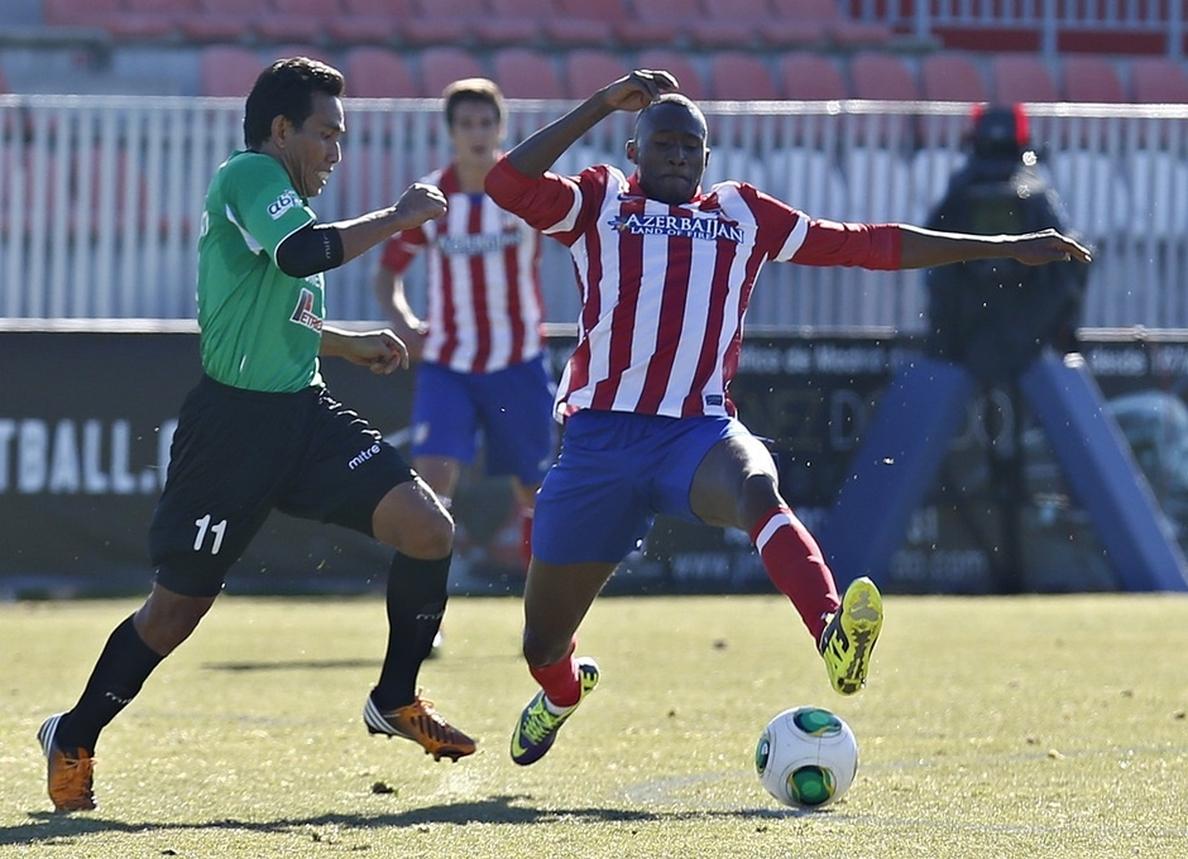 El Atlético de Madrid hace oficial la cesión de Josuha Guilavogui al Wolfsburgo
