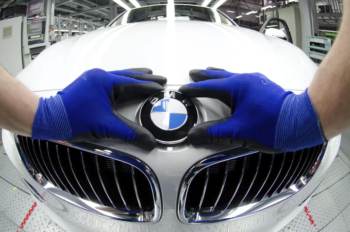 BMW sube las ventas hasta julio un 7 por ciento hasta el récord de 1,184 millones de unidades