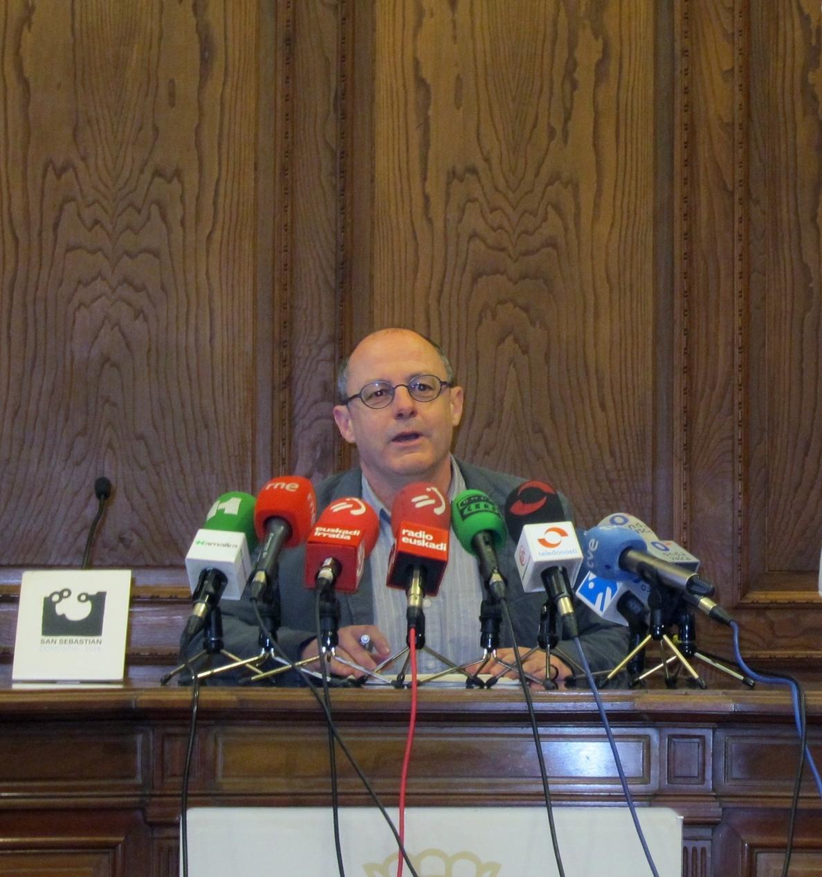 Bildu dice que Donostia 2016 debe servir para reconocer a víctimas «de todos los colores» y «compartir su dolor»