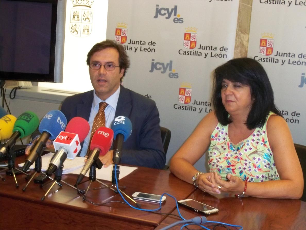El Camino de Santiago registra 40.000 peregrinos a su paso por CyL durante el primer semestre, un 5% más que hace un año