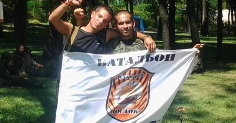 Un joven de Cartagena, alistado en la milicia de Donetsk, se declara «dispuesto a todo»