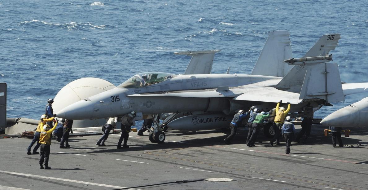 Autoridades aéreas de EE.UU. prohíben a las aerolíneas del país volar sobre Irak