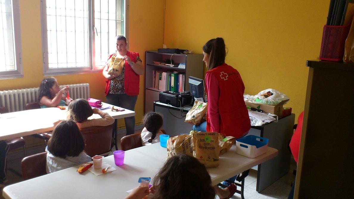 Más de 25.000 jóvenes en España conforman el voluntariado de Cruz Roja Juventud