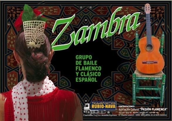 »Estivalia» llevará a Aliseda el concierto de Zambra y a Garrovillas de Alconétar la actuación de Rosario Abelaira