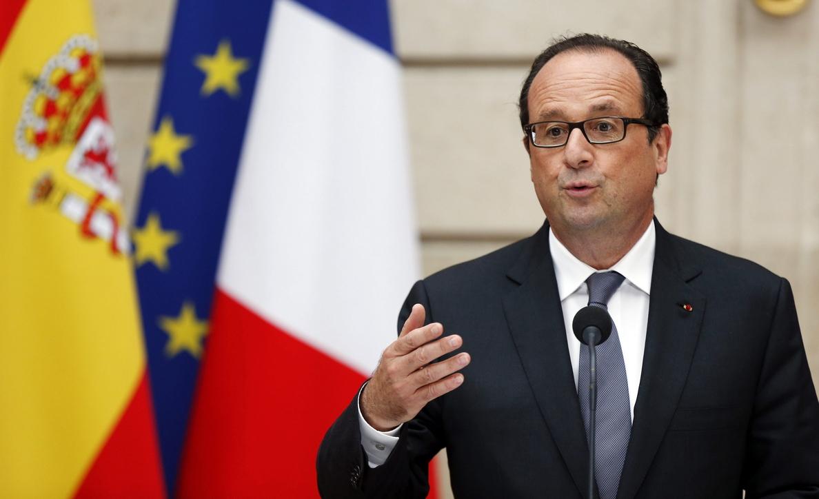 Francia apoya los bombardeos de EEUU en Irak y pide la implicación de la UE