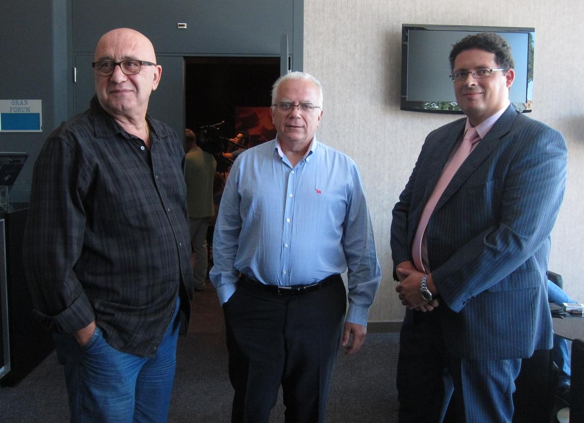Global Aeronautic espera poner en marcha «cuanto antes» Pérez Giménez, incluso con arrendamiento temporal