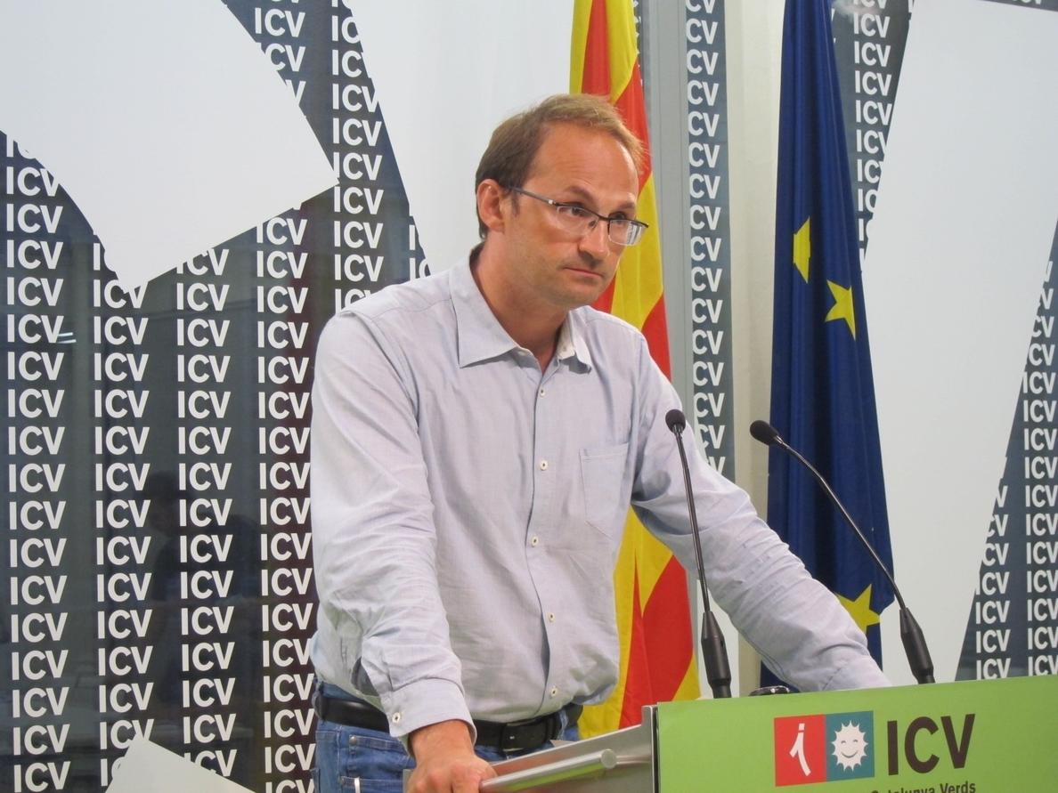 ICV elegirá en primarias abiertas al candidato a la Generalitat