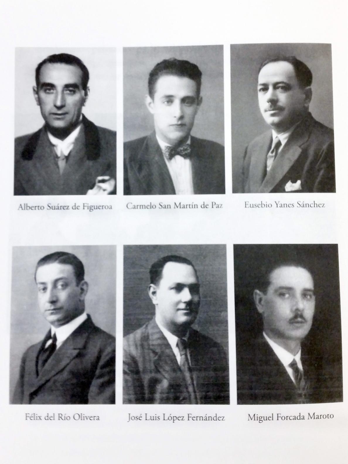 Los agentes del BIBE, «Los Intocables» de la Segunda República