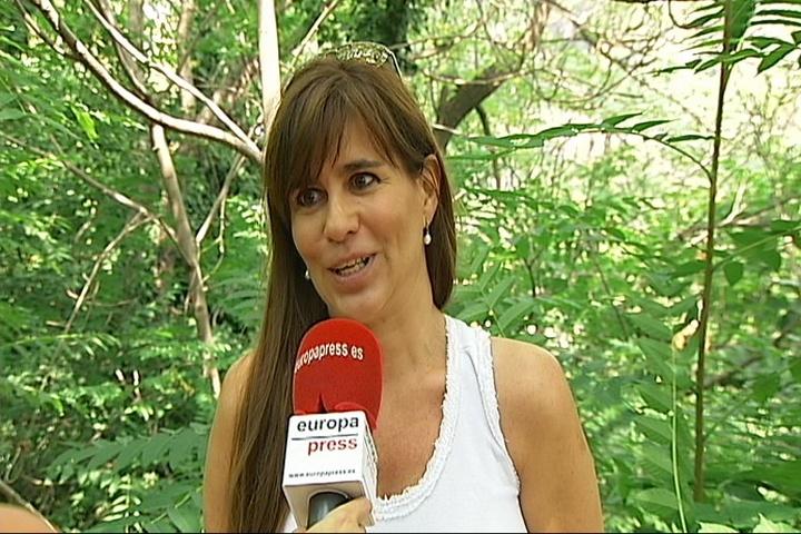 La exnovia de Jordi Pujol hijo critica el «cinismo» del expresidente por pedir intimidad