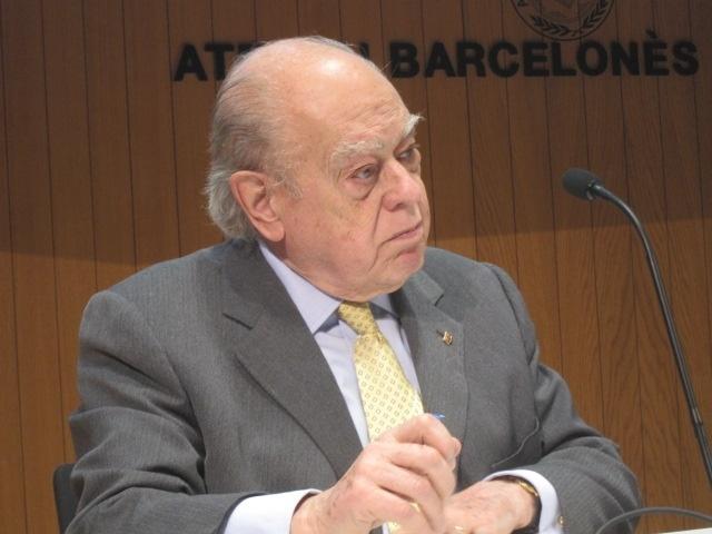 Jordi Pujol recibe una notificación de la Agencia Tributaria para llamarle a declarar