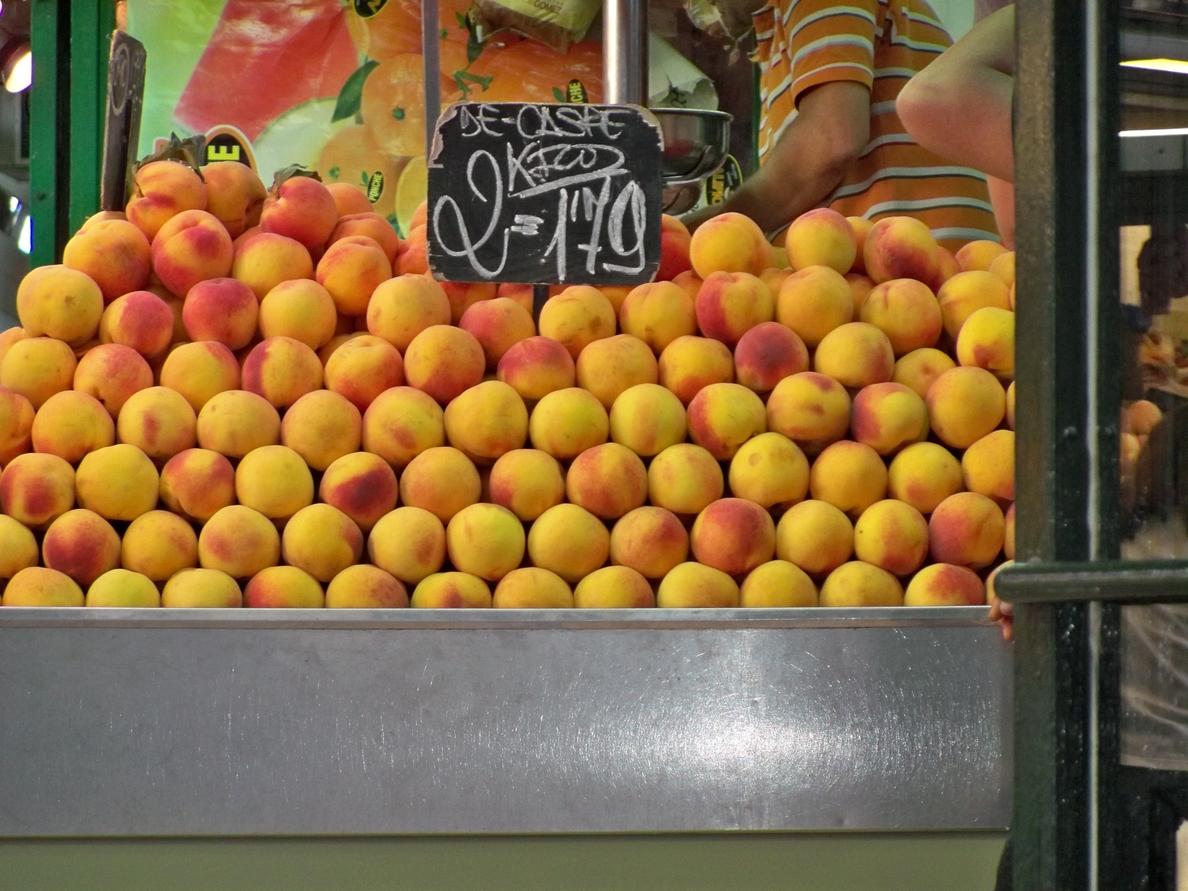 El embargo ruso provocará que la «guerra de la manzana» suceda a la «guerra del melocotón»