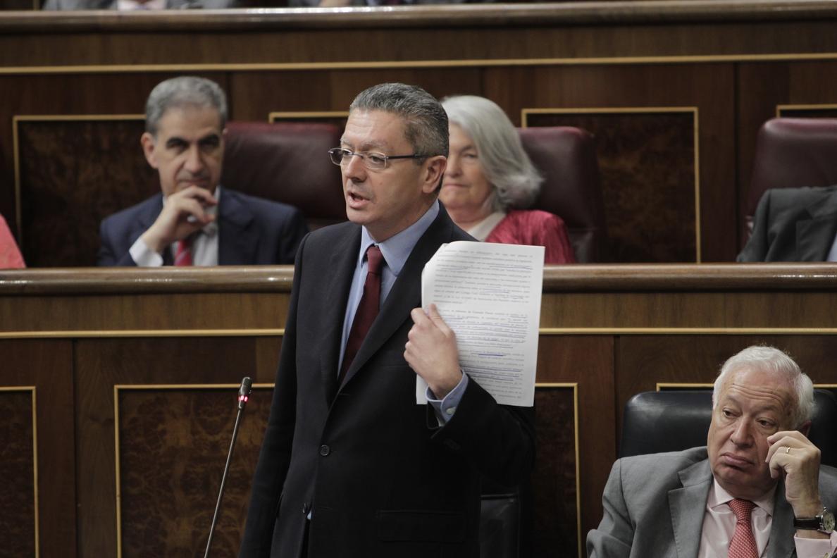 El Ministerio de Justicia empieza a cobrar por las fotocopias de los documentos oficiales de sus dependencias