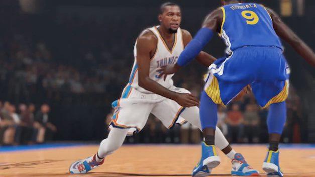 NBA 2K15 presenta a su estrella de portada Kevin Durant en un nuevo vídeo