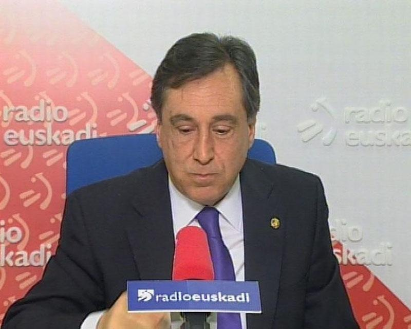 El PP alavés emplaza a Agirre (PNV) a «pedir perdón» por sus «insultos» al alcalde de Vitoria