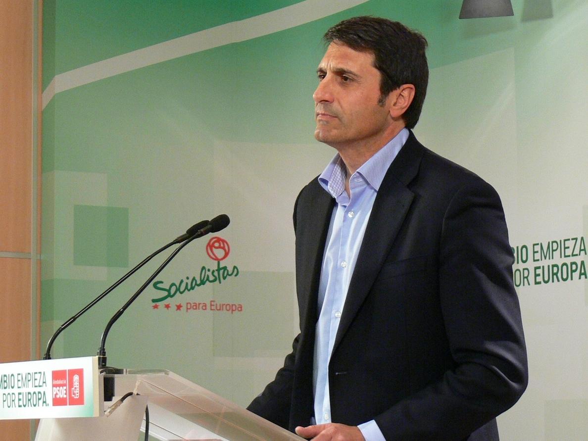 PSOE-A insta al PP-A a «dejarse de pamplinas y decir si está a favor o en contra del derribo del Algarrobico»