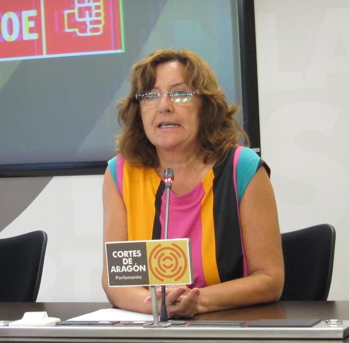 El PSOE afirma que 7.632 personas están esperando en Aragón una prestación de dependencia que tienen reconocida