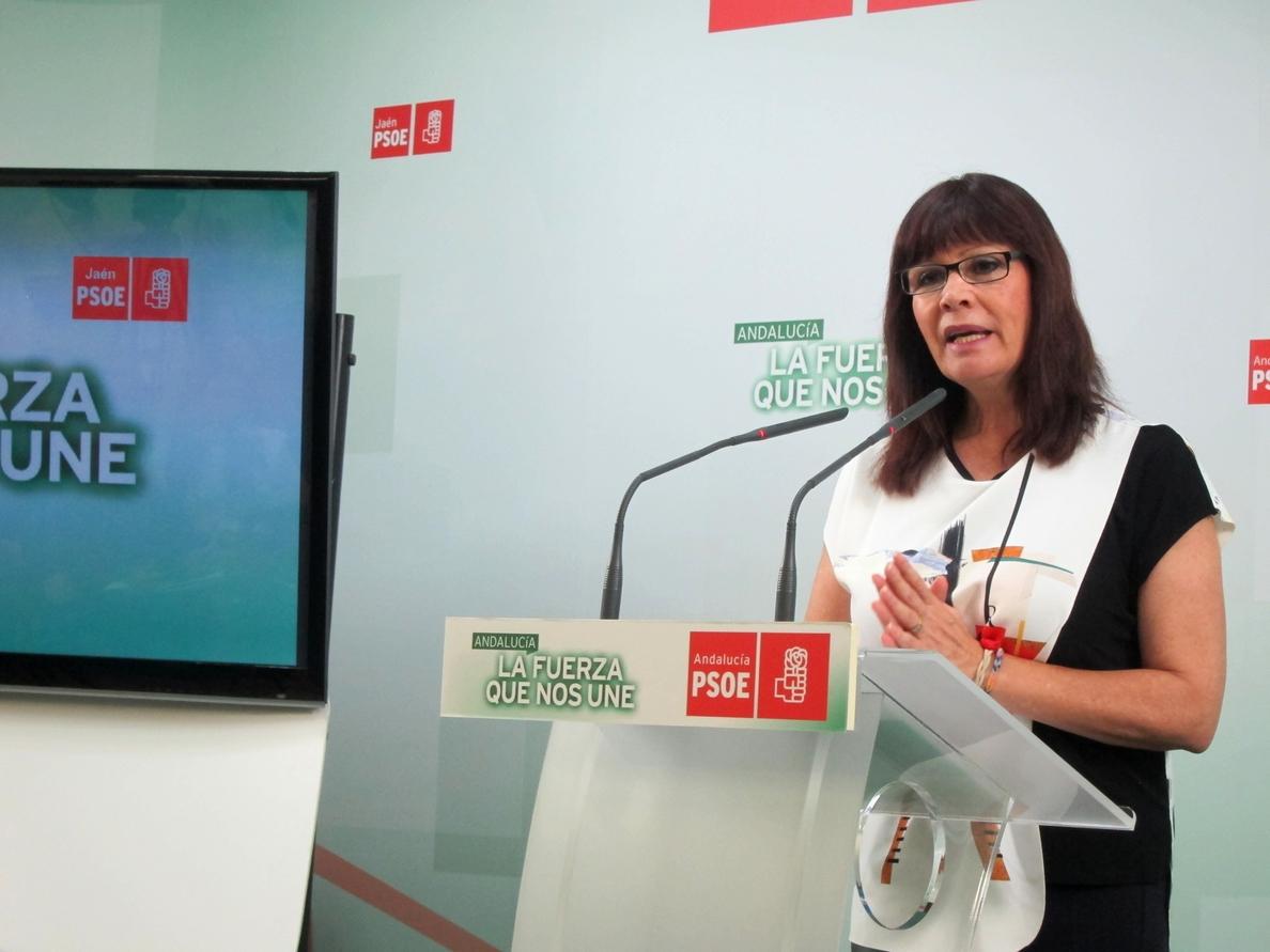 PSOE defiende la labor de la Junta con expedientes a cursos de formación y recuerda que el Gobierno también dio ayudas