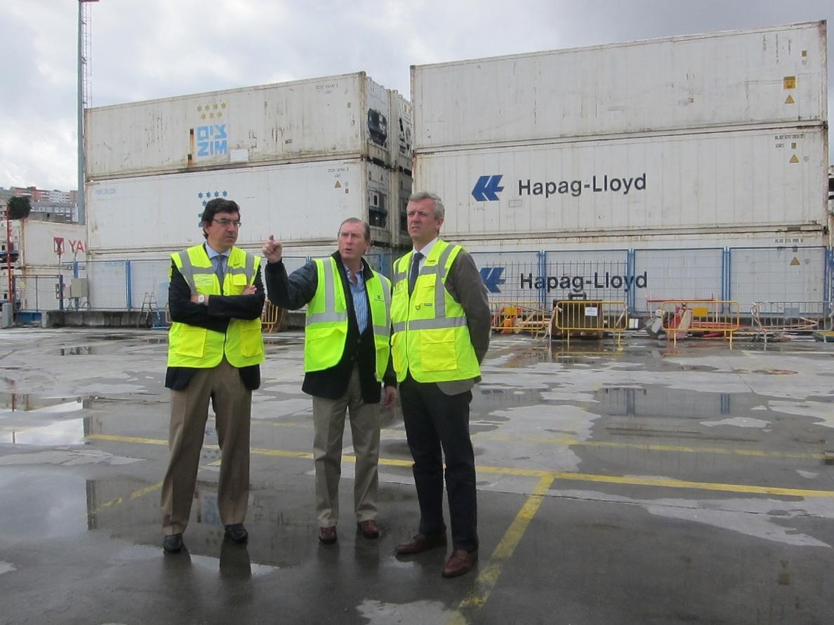 El Puerto de Vigo apuesta por su consolidación como «referencia en el tráfico internacional de contenedores»