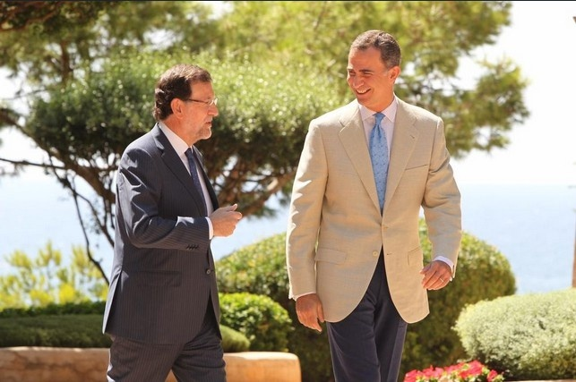 Rajoy dice que la caída del PIB italiano «no es bueno para nadie», pero confía en su pronta recuperación
