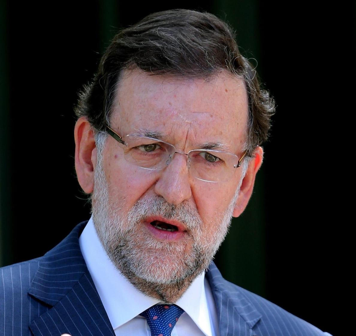 Rajoy garantiza que estará siempre abierto al diálogo ante el reto catalán