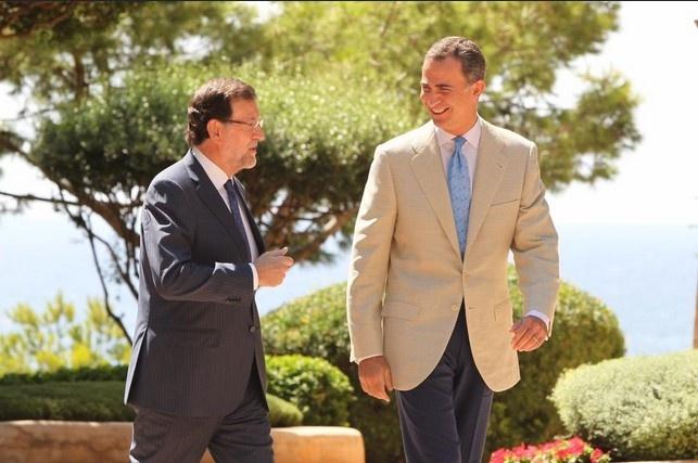 Rajoy señala que «ahora no tiene mucho sentido» cambiar el modelo de financiación autonómica