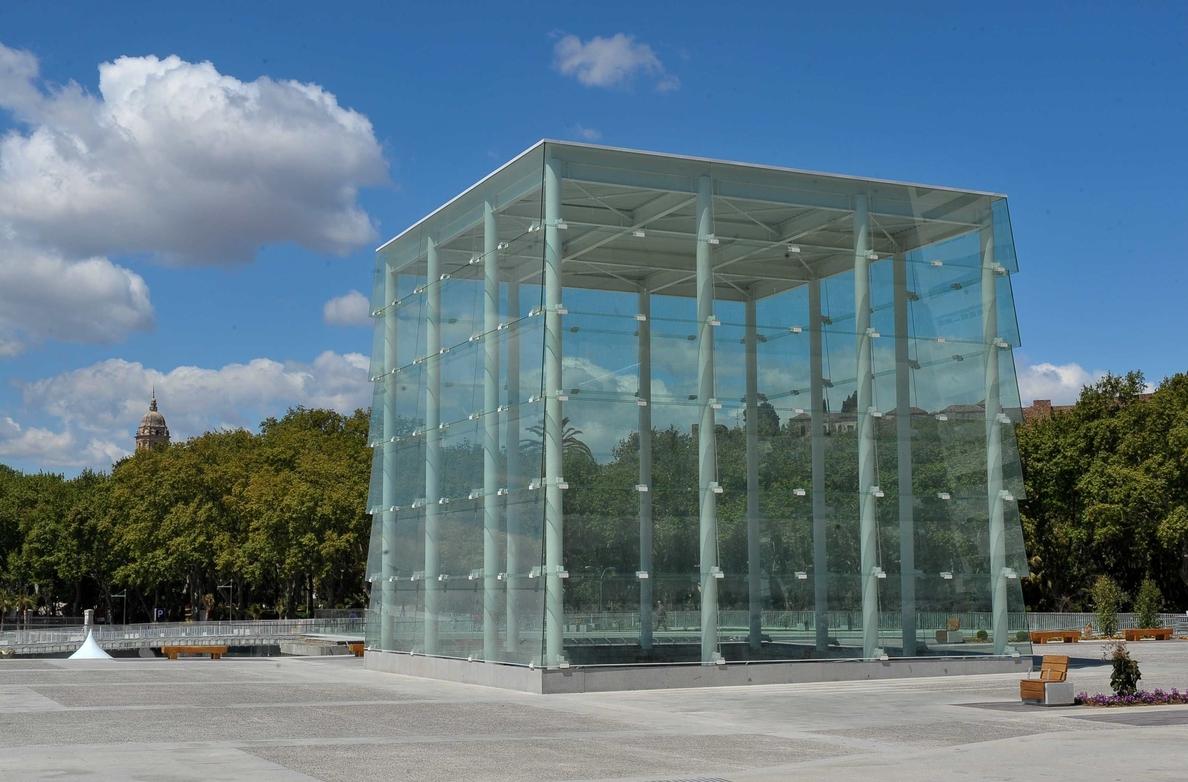 De la Torre afirma que las obras del Cubo son «coherentes» con la adenda firmada entre Ayuntamiento y Puerto