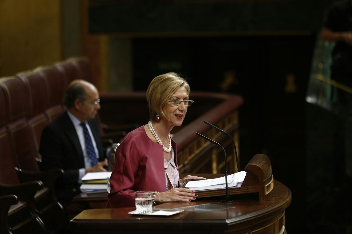 UPyD pide «homogeneizar» las rentas mínimas de inserción para evitar diferencias de trato entre regiones