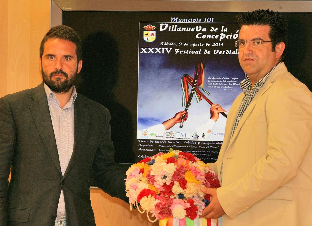 Villanueva de la Concepción recibirá a más de 3.000 visitantes por su Festival de Verdiales