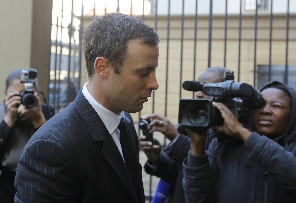 La defensa de Pistorius rechaza que el corredor tuviera intención de matar