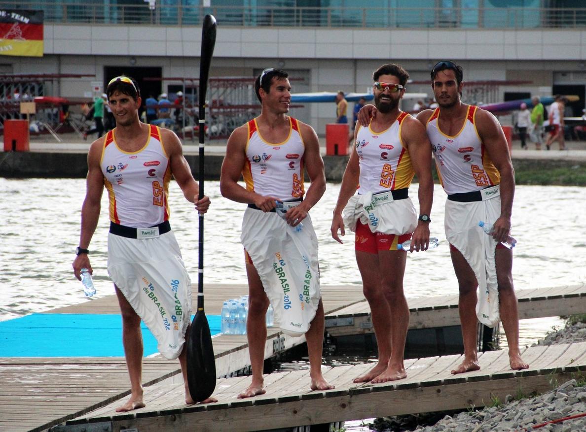 La delegación española alcanza cuatro finales en los Mundiales