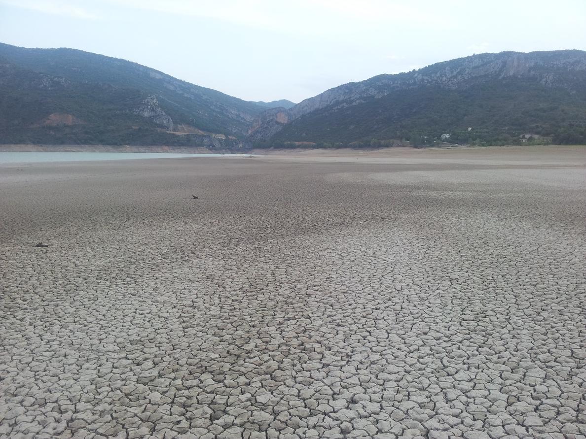 El final del año hidrológico se vive con mucha inquietud por la falta de agua para el regadío