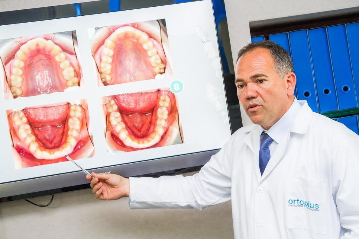 El laboratorio malagueño Ortoplus crea el primer »software» 3D para ortodoncia de España