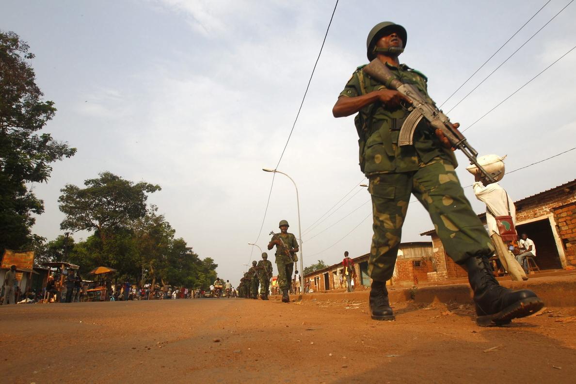 El alto el fuego progresa hacia un cambio de Gobierno en la República Centroafricana
