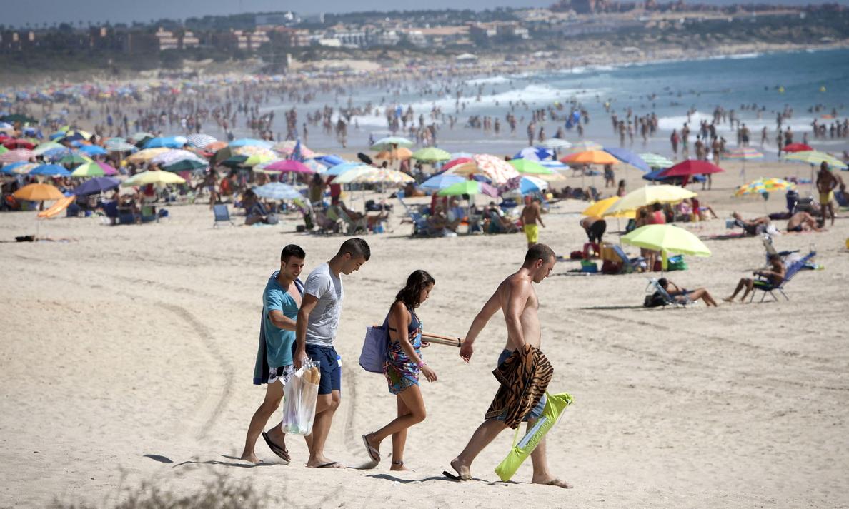 Una app permitirá reservar tu sitio en la playa sin el madrugón